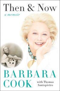 Barbara Cook Memoir Cover