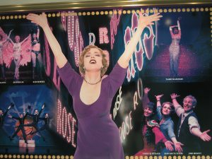 Bernadette Peters in Gypsy. By David Wilson from Oak Park, Illinois, USA
